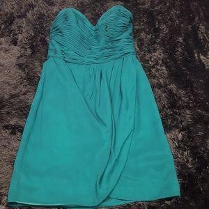 Vintage Lillie Rubin silk cocktail dress sz 10